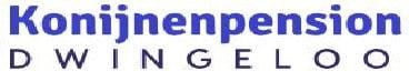 Konijnenpension Dwingeloo logo